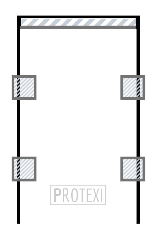 protector columna
