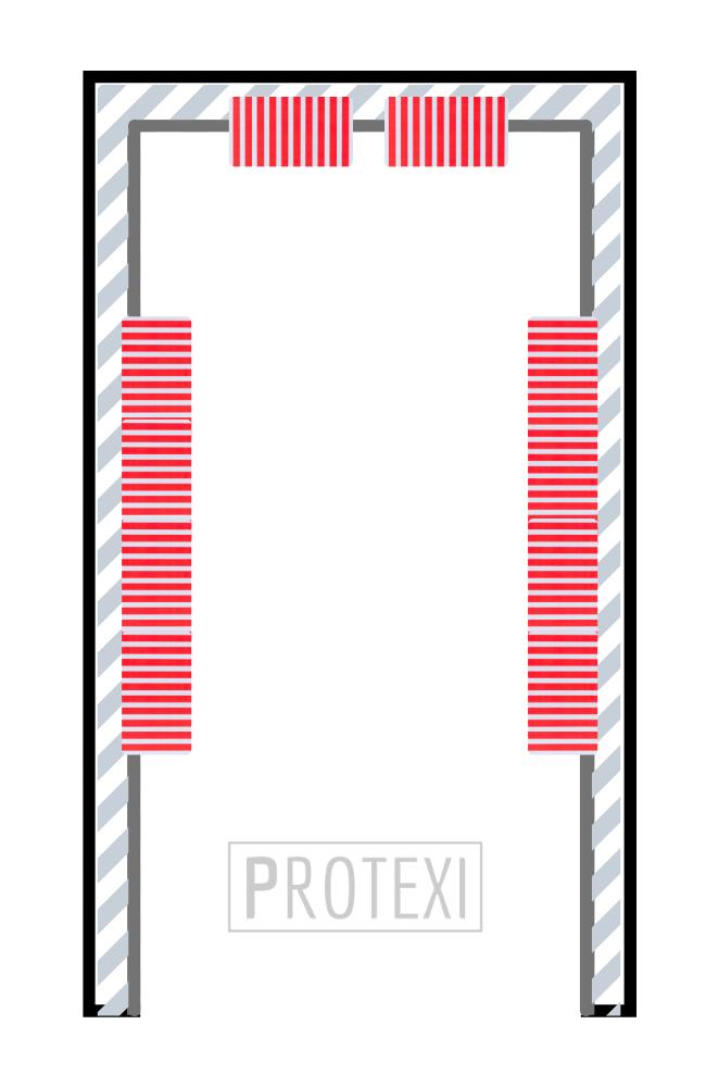 protector-garaje-pared
